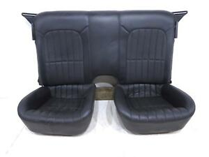 Chevy Camaro Coupe Leather Rear Back Seat 1993 1996 1997 1998 1999 2000 2002