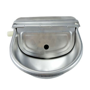1pc Automatic Water Drinker Water Trough Drinking Bowl Cup For Goat Sheep Horse