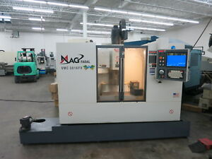 Fadal Vmc3016 Fx 4 axis Cnc Vertical Machining Center With Fadal Multiprocessor