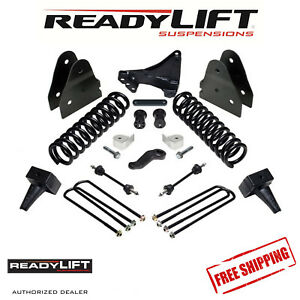 Readylift 6 5 Front Lift Kit 2011 2019 Ford F250 F350 Superduty 4wd Diesel