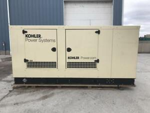 _150 Kw Kohler Generator Set Unused 0 Hours 12 Lead Reconnectable Tier 3