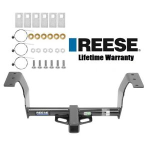 Reese Trailer Tow Hitch For 14 18 Subaru Forester All Styles Class 3 2 Receiver