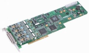 National Instruments Pci 6110e Ni Daq Card 4ch 5ms sec Simultaneous Analoginput