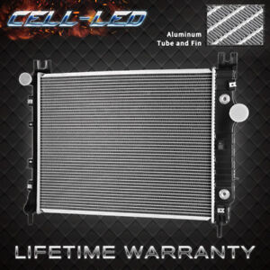2294 Aluminum Radiator For Dodge Durango Dakota 3 9 4 7 5 9l 23 5 W X 18 82 H In