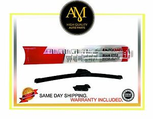 Rear Autocraft Oem Quality Wiper Blade 17 Guaranteed Fitment On Listed Vehicles