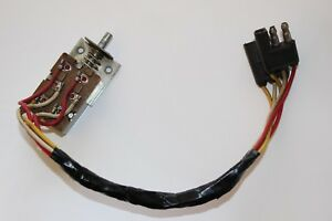 1961 1962 Lincoln Convertible Top Down flipper Down Up Limit Switch Rebuilt