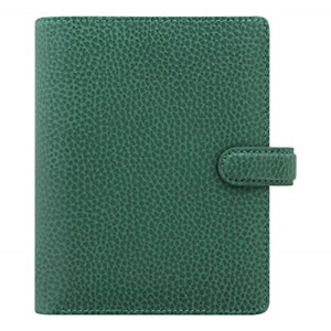 Filofax 2019 Pocket Organizer Finsburry Forest Green 4 75 X 3 25 Inches