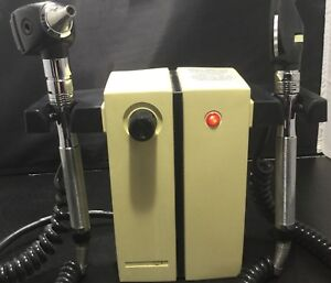 Welch Allyn 74710 Transformer W 11620 Opthalmoscope 25020 Otoscope Unitc kp