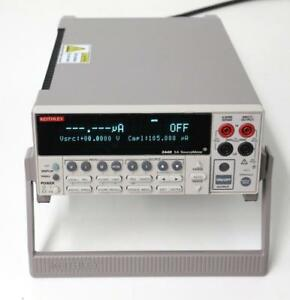 Keithley 2440 5a 2400 Series 50 W Sourcemeter
