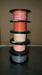 Solid Copper Wire 22 Awg 22awg Gauge 500ft Hook Up Cable Wire Ground Remote