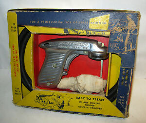 Vintage 1940s 1950s Dupli color Touch up Paint Spray Gun Model A