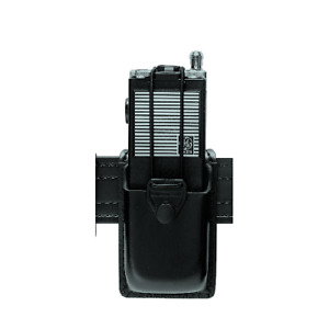 Safariland 761 2 4 Black Basketweave Sz 2 Safarilaminate Portable Radio Carrier