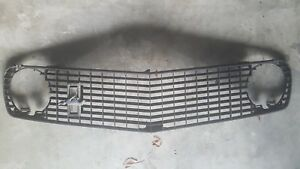 1969 Mach 1 Mustang Grille Original Ford Part