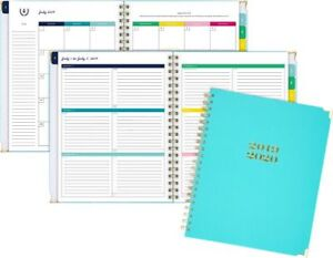 Emily Ley Simplified Academic Weekly monthly Hardcover Large Plan