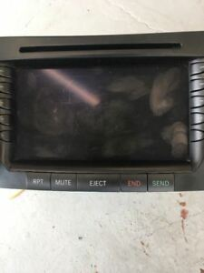 2003 2006 Mercedes W211 E320 E350 E500 Radio Gps Navigation Cd Player Oem