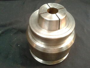 Hall Collets Collet Closer Speed Chuck