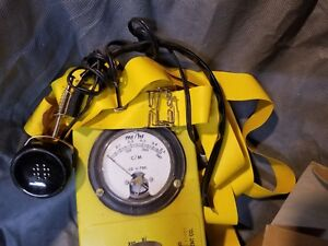 Victoreen Cdv 700 Geiger Counter Kit
