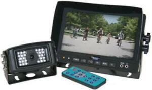 Cabcam Video System Includes 7 Monitor 1 Camera Fits Many Brands Cc7m1c