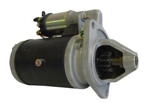 D8nn11000ce New Ford David Brown Tractor Starter 2000 3000 4000 4000su 2600
