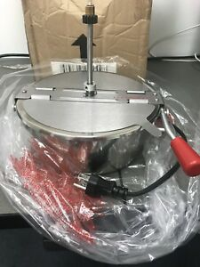 Replacement 8 Oz Kettle For Great Northern Popcorn Machines Dump Style 4082