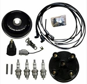 Tune Up Kit For Ford Tractor 4 Cylinder 2000 4000 600 700 800 8n Naa