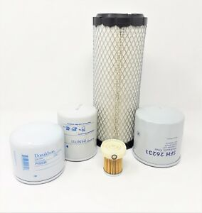 sc Kubota L2501 H Hst Tractor Maint Filters Kit