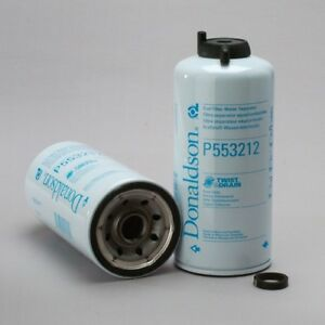 P553212 Donaldson Fuel Filter Water Separator Spin On Twist Drain Racor S3202