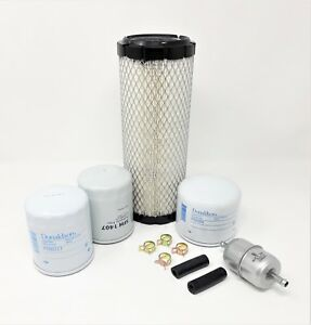 sc Kubota Rtv1100 77700 01820 Maintenance Filter Kit