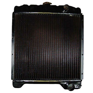 104753a1 Radiator For Case Ih 5120 5130 5140 5220 5230 5240 5250 Tractor