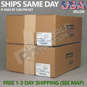 2018 New Sealed Allen Bradley 2711p t12w22d9p a Panelview Plus 7 Late Mfg Date