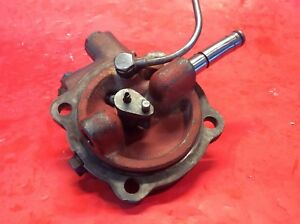 Ford 2000 3000 4000 Tractor Hydraulic Speed Control Valve