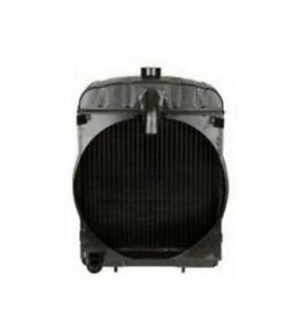 Vta2688 Case International Tractor Radiator Va Vac Vai Non Pressurized System