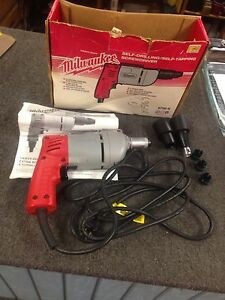 New Milwaukee 6798 6 Self Drill Fastener Screwdriver 0 2500 Rpm Drywall Teks