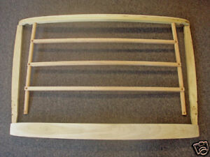 1930 1931 Model A Ford Pickup Truck Top Wood Kit