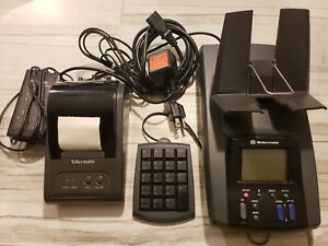 Tellermate Ty Money Counter With Bixolon Stp 103gtms Thermal Printer