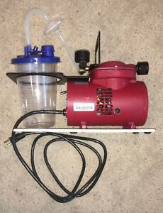 Medical Industries Of America Inc Vacuum Pump model 601