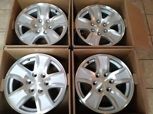 Chevy Tahoe Suburban Silverado 17 Factory Original Oem Alloy Wheels Rims 5657