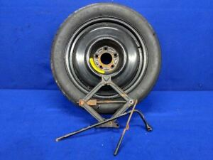 2003 2004 Ford Mustang Cobra Svt Terminator Oem Wheel 17x4 Compact Spare Tire