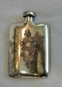 Antique Sterling Silver Perfume Atomizer