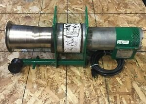 Greenlee 6800 Ultra Tugger 8000 Lbs Wire Cable Puller Feeder 6000 6805 3