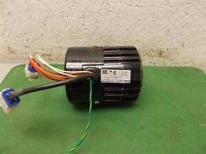 Bodine Motor Type 34b3bfbl 24vdc 1726rpm Cont Duty 1 6hp