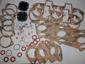Weber 40 Ida Ids Idtp Carburetors Gasket Kit For One Pair