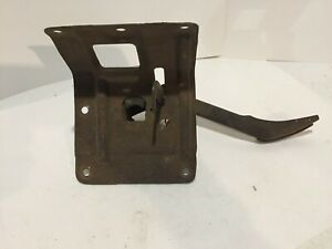 1967 Chevrolet Impala Hood Latch Release Lever Handle Assembly