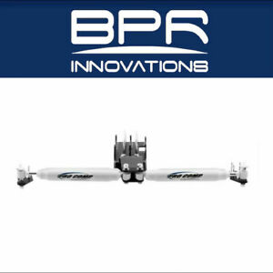 Pro Comp Suspension For Ford F250 350 Es2000 Dual Steering Stabilizer Kit 222582