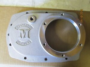 New Mooneyham Blowers Vintage Front Cover Blower 6 71 8 71 Snout Dragster Hemi