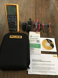 Fluke 289 True rms Logging Multimeter With Case