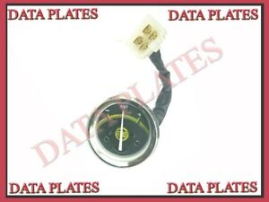 5x Royal Enfield Classic 350cc Amp Ampere Meter Gauge With Wire 592566 c
