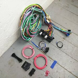 1964 1965 Ford Thunderbird Wire Harness Upgrade Kit Fits Painless New Circuit