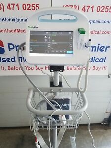 Welch Allyn Connex 64mtxx Touch Screen Monitor Premier Used Medical