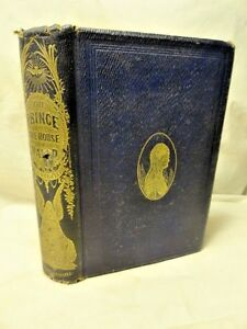 Prince Of The House Of David 1859 Bible Life Of Jesus Of Nazareth